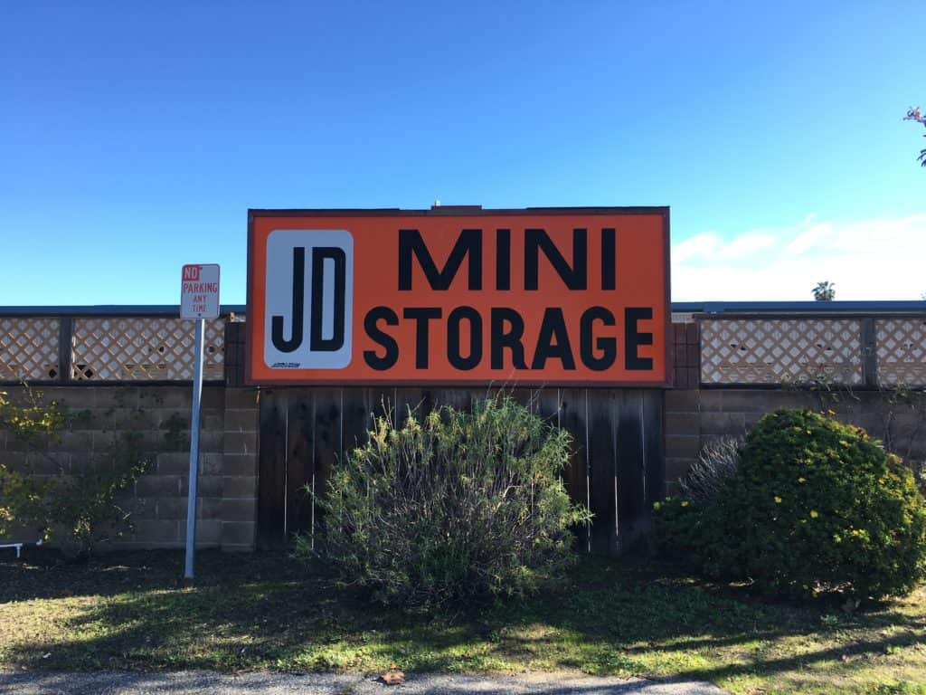 JD Mini Storage Capitola, CA