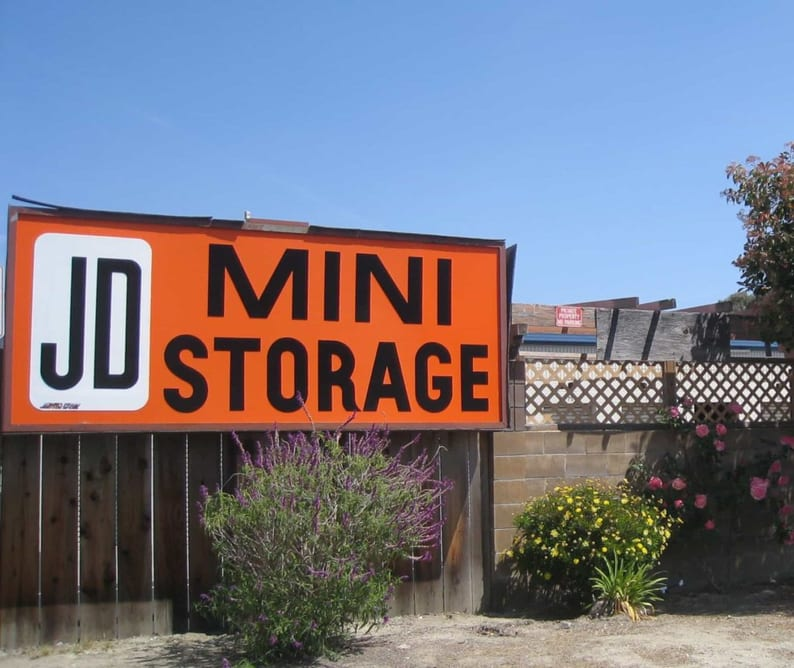 JD Mini Storage Facility