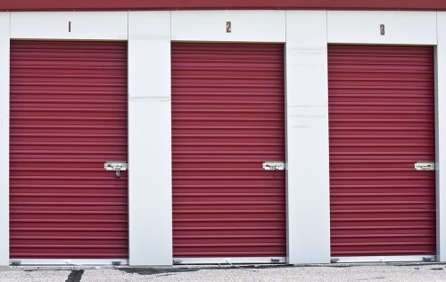 Garage Door Security Measures by JD Mini Storage
