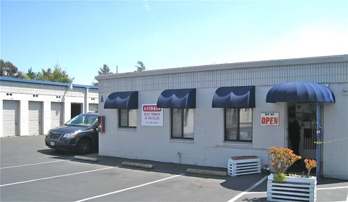 Self-Storage Units in Capitola
