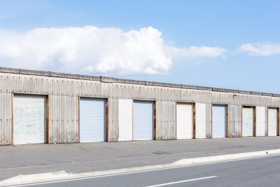 Color Code for Storage Units in Capitola