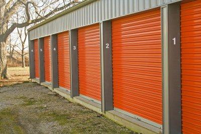 Self Storage Units by JD Mini Storage