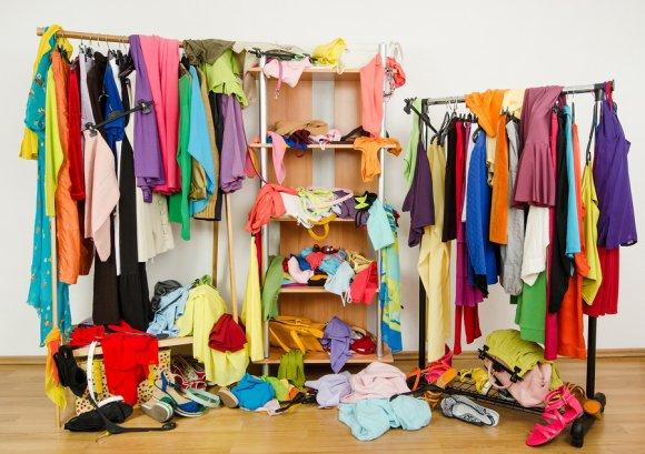 Tips & Tricks for Clothing Storage by JD Mini Storage