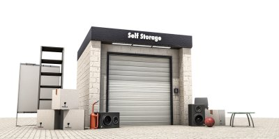 How Does Self-Storage Work? Capitola