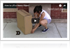 Safe lifting tips for Boxes and Heavy Objects