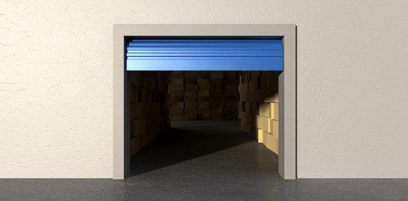 storage facility in capitola