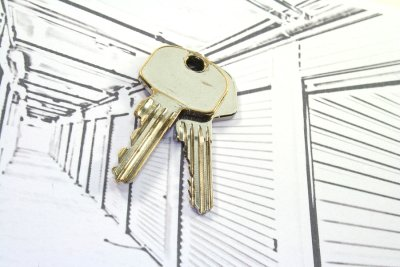 Self Storage Units with Keys